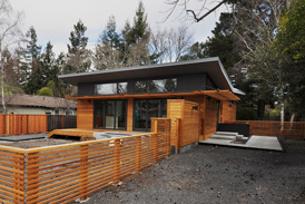 Atherton Residence - In Construction